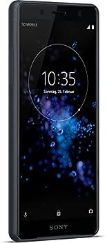 Sony Xperia Xz2 Compact Smartphone (12,7 Cm (5,0 Zoll) Ips Full Hd+ Display, 64 Gb Interner Speicher Und 4 Gb Ram, Dual-sim, Ip68, Android 8.0) Black - Deutsche Version 2