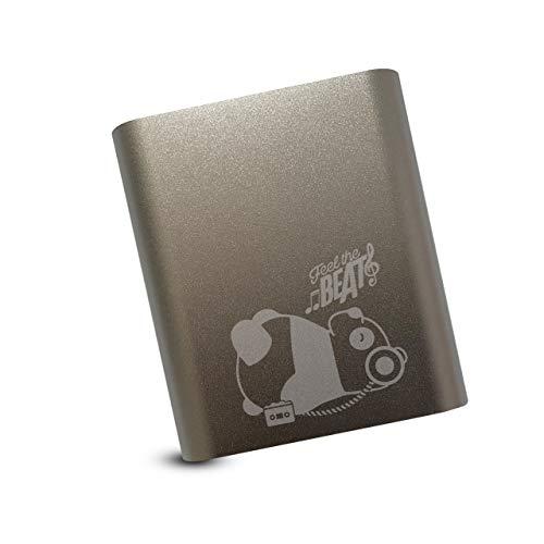 Panda Passt - Panda Powerbank 10400 mAh, hohe Kapazität,