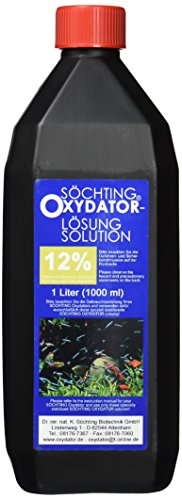 Söchting Oxydator Lösung 12 Prozent, 1 l Kanister