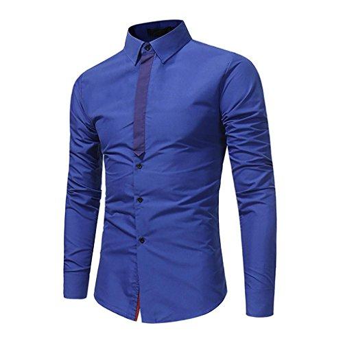 Oliviavan,camicetta top camicia da uomo manica lunga slim fit vestibilità formale in autunno alta qualità stile classico top in seta liscia