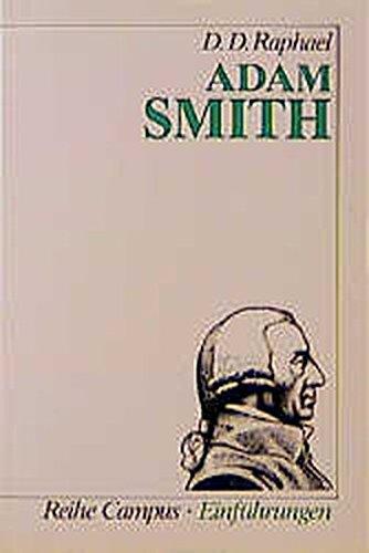 Adam Smith (Campus Einführungen)