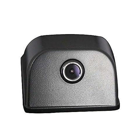 Kalakus Caméra de recul voiture IP67 étanche couleur haute définition grand angle de visionnement avec plaque d