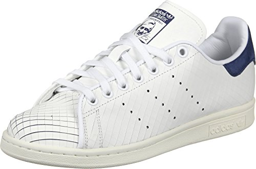 Adidas Sneaker Women STAN SMITH Weiß Dunkelblau