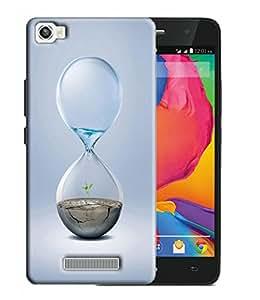 PrintFunny Designer Printed Case For Lava Iris X8