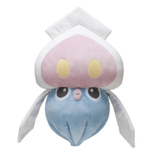 Pokemon Center Lebensgröße Plüschtier Iscalar / Inkay