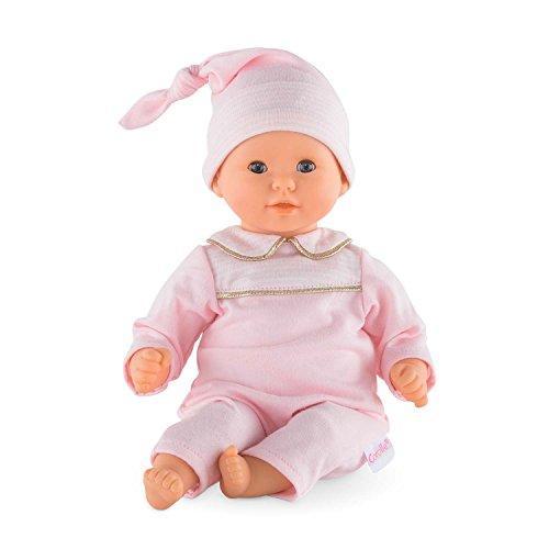 Corolle–fpj90–Puppe Baby Câlin Charmeur (Corolle Baby Puppe)