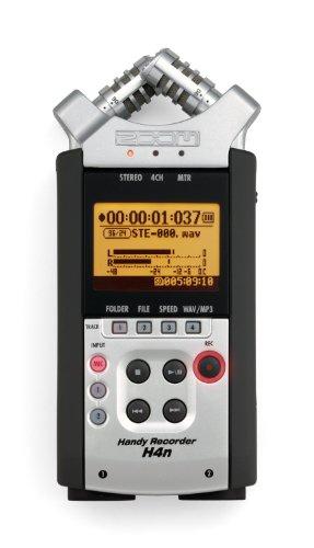 zoom-h4n-grabador-de-sonido-digital-portatil-negro-y-plateado-importado