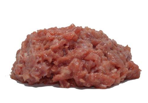 t 50x 500g Packungen - 25kg Barf-Fleisch für Hunde und Katzen (Lamm Hund Kostüm)