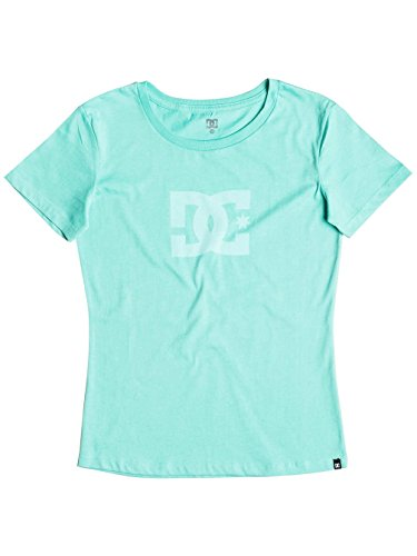 Damen T-Shirt DC Star 2 T-Shirt Aqua Sky