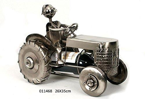 tracteur-011468-porte-bouteille-de-table-idee-cadeau-tres-originale-il-apportera-leffe-de-surprise-g