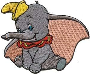 Disney Dumbo Fer Sur/Coudre Sur Patch broderie/Badge pour enfant