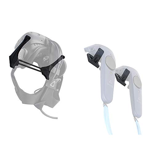 AMVR VR Storage Stand Virtual Reality Wandhalterung für HTC Vive oder Pro Headset und Controller Htc Wand