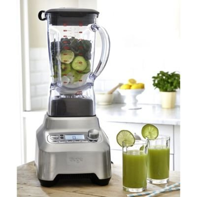 Sage BBL915UK the Boss Super Blender – Silver