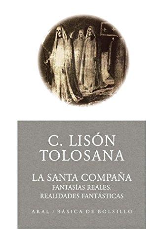 La Santa Compaña (Básica de Bolsillo) por Carmelo Lisón Tolosana