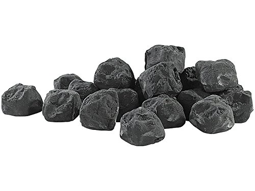Carlo Milano piedras decorativas para bio-etanol decorativo fuego