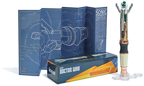 The Wand Company Twelfth Doctor 's Sonic Schraubenzieher Universal-Fernbedienung