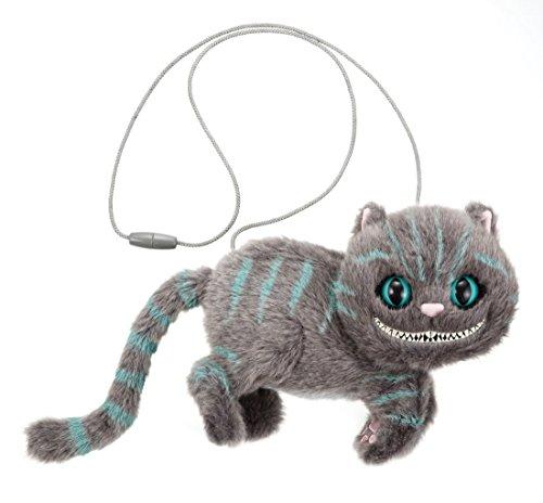 Disney Alice in Wonderland time journey stuffed pochette Little Cheshire Cat total length 33cm -