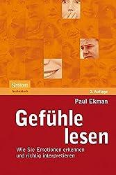 Gef????hle lesen: Wie Sie Emotionen erkennen und richtig interpretieren (German Edition) by Paul Ekman (2010-03-17)