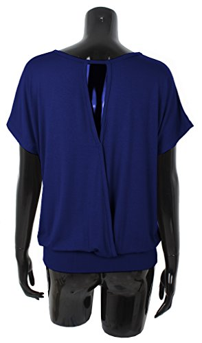 Emma & Giovanni T-Shirt/Oberteile Kurzarm - Damen Blau