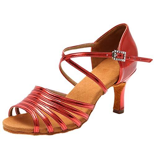 nzel schuhe damen sommerschuhe keilabsatz shoe schnalle gurt runder zeh roman sneakers elegant strand walking anti rutsch hausschuhe party beach sport ()