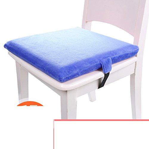 KFIENKSGNDKJF Comfy Cure Coccyx siège Coussin 40 * 40cm Bureau Chaise Voiture Camion Avion fauteuils roulants etc.-G 45x45cm(18x18inch)