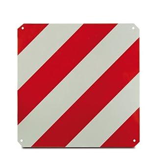 DEMA Rot/Weiße Warntafel 50x50 cm