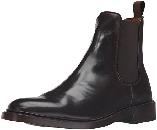 FRYE Men's Jones Chelsea Boot, Chocolate, 8.5 D US (Frye Leder-boots)