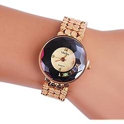 WINWINTOM WWomen's Alloy Pointer Quartz Wrist Watch