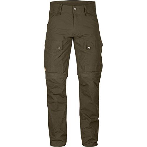 Fjällräven Herren Keb Gaiter Trouser Regular Lange Hose khaki brown