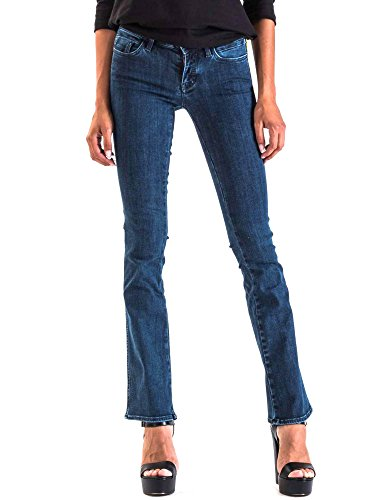 Meltin'pot D2034-MT062 Jeans Donna Blue 26