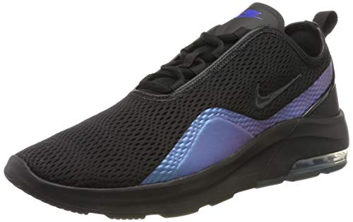 Nike Herren Air Max Motion 2 Laufschuhe, Mehrfarbig (Black/Anthracite/Racer Blue 006), 40.5 EU Air Pan