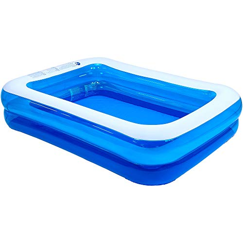 Jilong Giant Swimming Pool 200x150x50 cm Familienpool Schwimmbecken Planschbecken Kinderpool