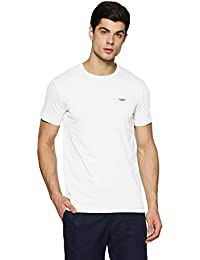 Force NXT Men's Solid Regular Fit T-Shirt