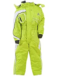 Peak Mountain - Combinaison de ski garçon 3/8 ans ECOMBO