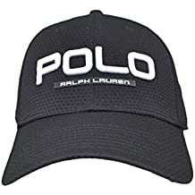 Ralph Lauren Casquette Polo Noire pour Homme 8d78b7340b3