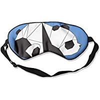 Geometric Panda 99% Eyeshade Blinders Sleeping Eye Patch Eye Mask Blindfold For Travel Insomnia Meditation preisvergleich bei billige-tabletten.eu