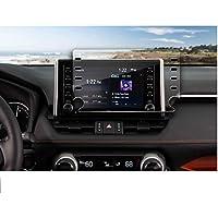 واقي الشاشة ZFM متوافق مع شاشة لمس 2020 Toyota Corolla 20 بوصة، مضاد للوهج والخدوش ومقاومة للصدمات وملحقات حماية الملاحة زجاج مقاوم للكسر ممتاز