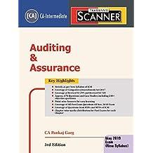 Scanner-Auditing & Assurance (CA-Intermediate)(May 2019 Exams-New Syllabus)
