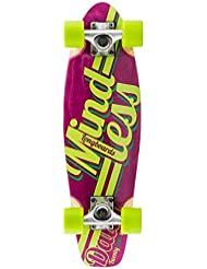 Stateside Longboard Mindless Daily Stained Purple and Green by Mindless Longboards