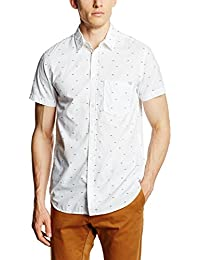Jack & Jones Jorshark Shirt S/S, Chemise Homme