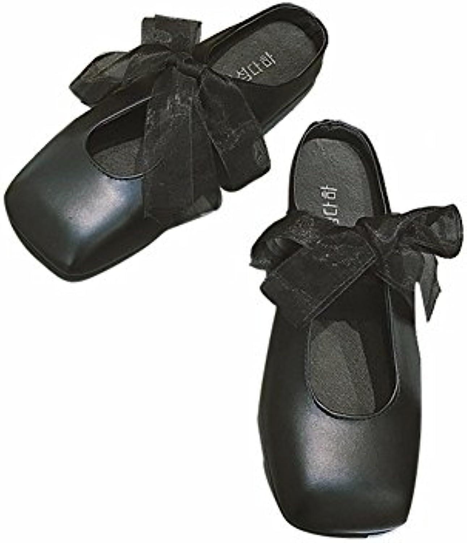 YUCH Ladies' Pantofole Pantofole Pantofole in Estate Baotou dal Fondo Piatto Sandali   Gli Ordini Sono Benvenuti    Maschio/Ragazze Scarpa  774421