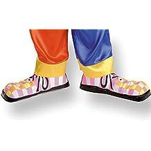 LIBROLANDIA 05065 Copriscarpe clown per bambino in busta c/cav.