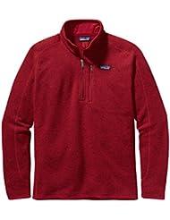 Patagonia Men's Better 1/4 Fleece Zip Sweater