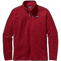 Patagonia Herren Pullover Better Sweater Fleece 1/4-Reißverschluss