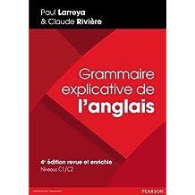 Grammaire explicative de l'anglais