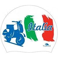 Turbo Gorro Natación Silicona ITALIA WALL Silicone Cap