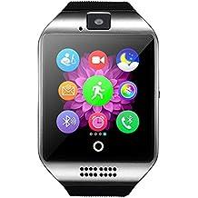 ycdc Bluetooth Smart Watch Q18avec appareil photo Facebook Twitter synchronisation SMS Appel Musique