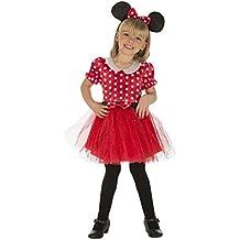 My Other Me - Disfraz señorita Ratoncita para niña, 1-2 años (Viving Costumes 204089)