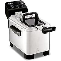 Tefal FR333040 Easy Pro Deep Fryer, 1.2 kg Capacity, 2100 W, Stainless Steel