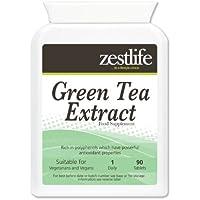 Zestlife Estratto di tè verde (1000mg - 90 compresse) *